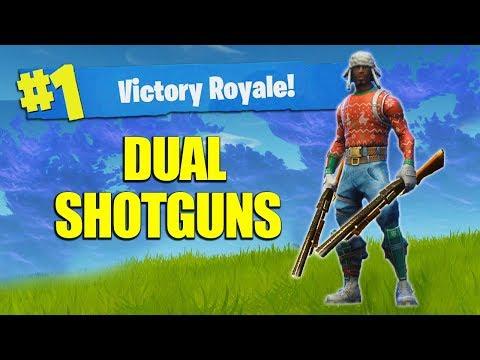 The Double Pump Shotgun Trick / Glitch + Tutorial [Fortnite]
