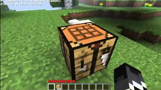 Minecraft Tutorial #1 - Crafting Table e ferramentas.