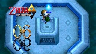 The Legend of Zelda: A Link Between Worlds en español: Episodio 6 - La Espada Maestra