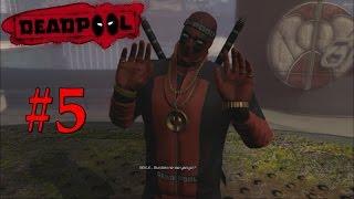 Deadpool - Dj Style #5