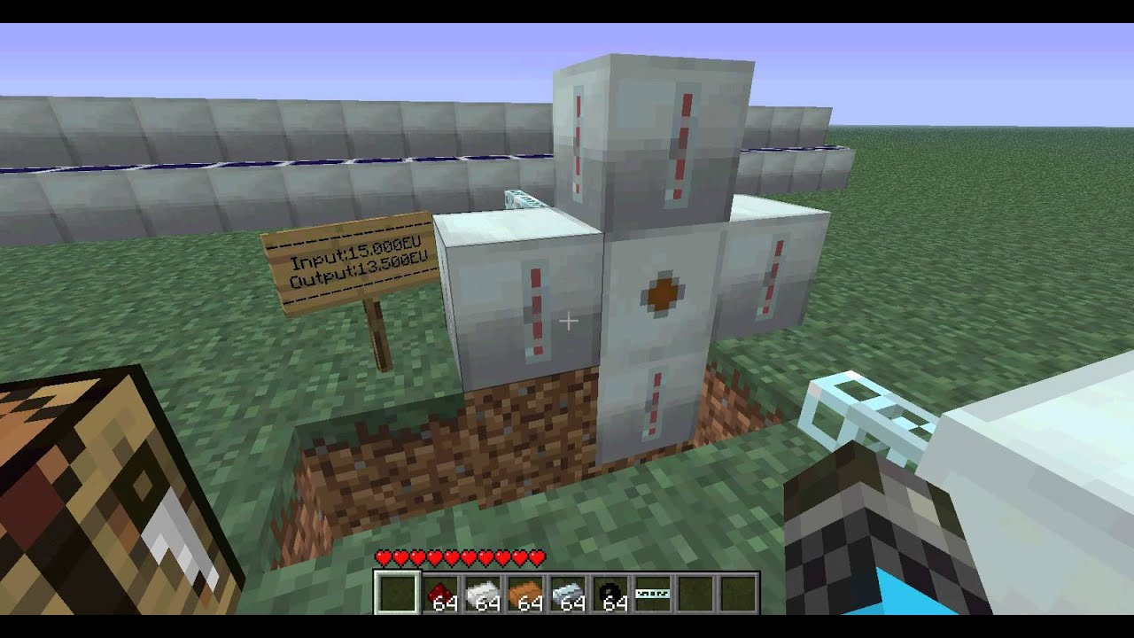 Industrial Craft 2: The Electrolyzer - YouTube