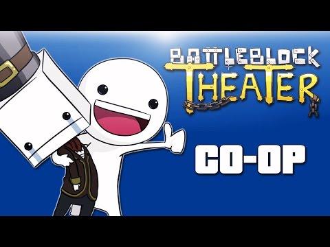 Battle Block Theater  Co-op Ep. 1 With Cartoonz