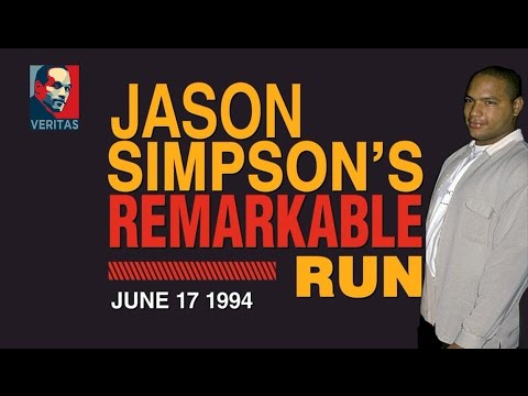 Jason Simpson's Remarkable Run