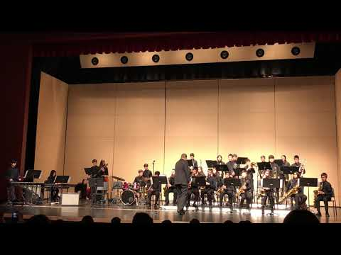 CMEA Jazz Festival - Harvest Park Middle School (III)