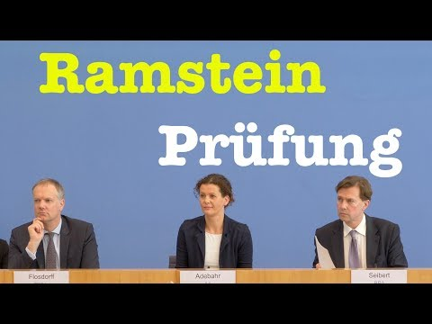 20. März 2019 - Bundespressekonferenz - RegPK