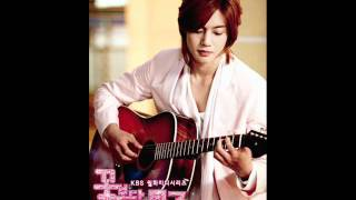 Because I'm stupid ( Acoustic version ) - Kim Hyun Joong