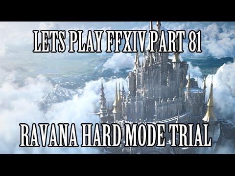 Lets Play FFXIV Heavensward Part 81 - Sohm Al Dungeon Run