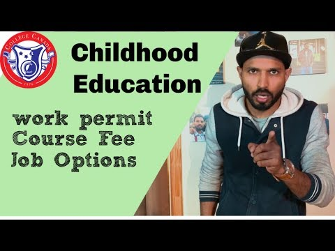 Reality Of Canada College Montreal | Early Childhood Education | Work Permit , Job Options