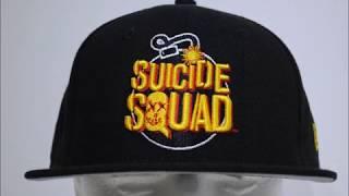 5d2ecc20e2e New Era Marvels Suicide Squad Snap Back Cap Product Presentation By  CrimeClothing.co.uk
