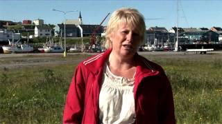 Filmen som presenterer Berlevåg