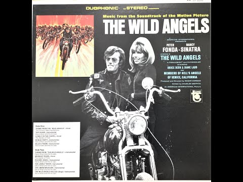 """The Visitors featuring Barbara: """"Theme from the Wild Angels"""""""