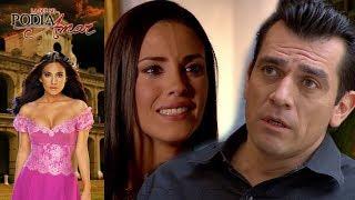 La que no podía amar: ¡Rogelio se venga de Vanessa! | Escena - C12