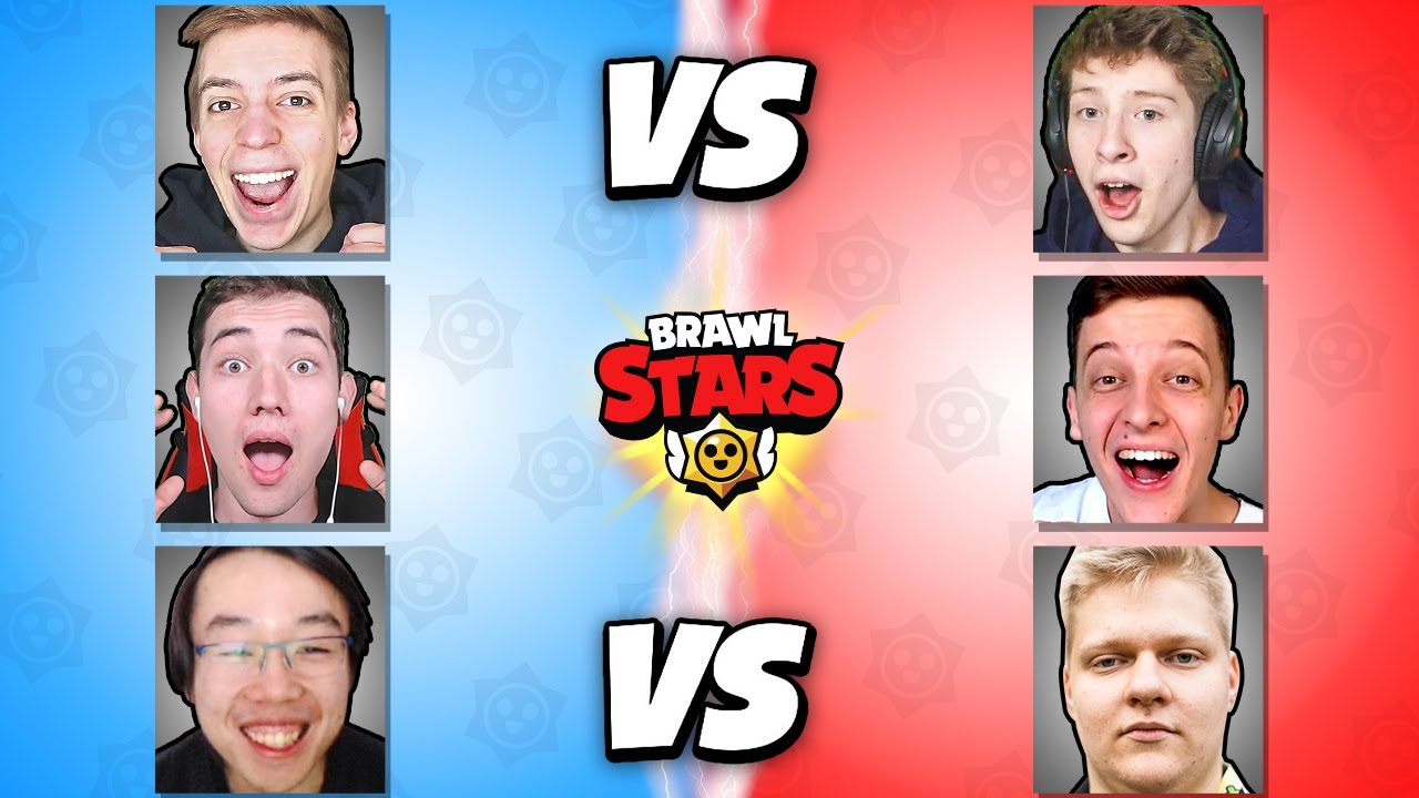 *NEU* DAS 1. YOUTUBER 1 VS 1 TURNIER!! (Lukas, Puuki, Landi, Jojonas,...) 😱💰 ★ Brawl Stars deutsch