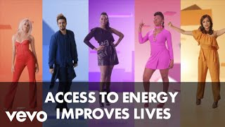 Yemi Alade, Jennifer Hudson, Luan Santana, Pixie Lott, Monali Thakur - On Top Of The World