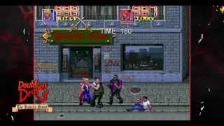 DOUBLE DRAGON TRILOGY PC - Official Trailer