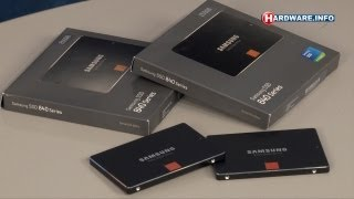 Test levensduur Samsung 840 TLC SSD - Hardware.Info TV (Dutch)