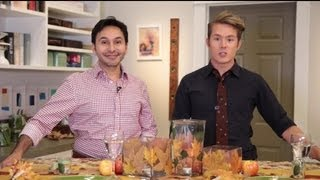 Fall Table Setting With Mark Montano