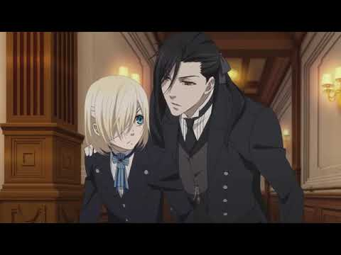 "Black Butler Book Of Atlantic Eng Dub ""We Are Phoenix Post"""