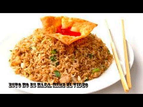 arroz chaufa - 동영상