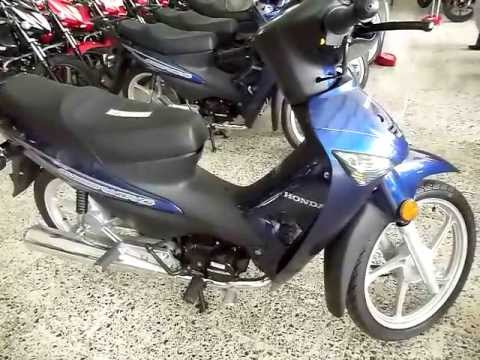 2013 honda c 100 wave 2013 2014 colombia youtube. Black Bedroom Furniture Sets. Home Design Ideas