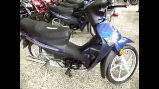 2013 Honda C 100 Wave 2013 2014 Colombia