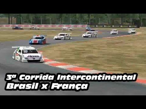 3ª Corrida Intercontinental Brasil x França