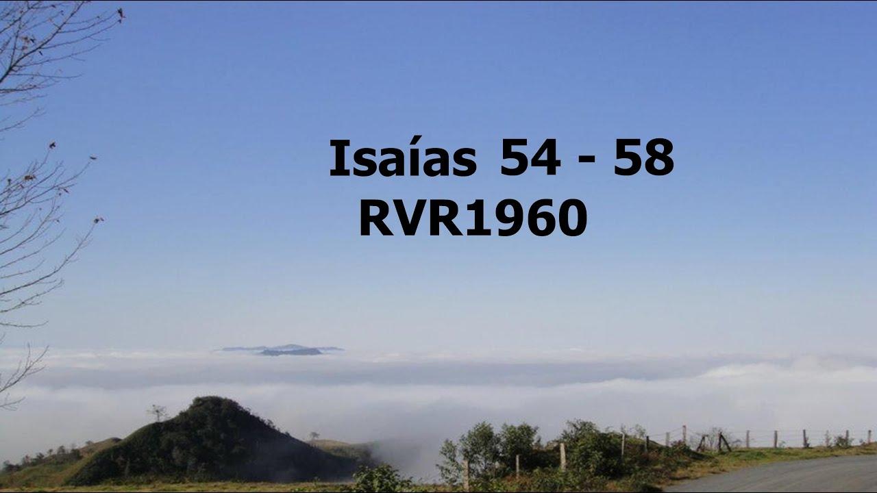 La Biblia hablada / Isaias 54 - 58