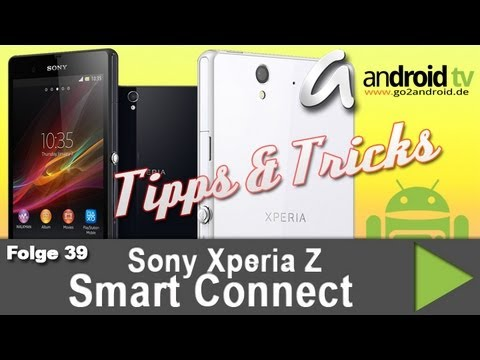 Sony Xperia Z Smart Connect - Tipps & Tricks [39]