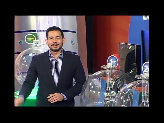Loteka Lotería Electrónica Sorteo 06:00 PM 06-01-2021