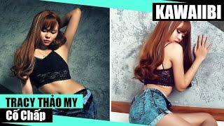 Cố Chấp - TraCy Thảo My [ Official Lyrics Video ]