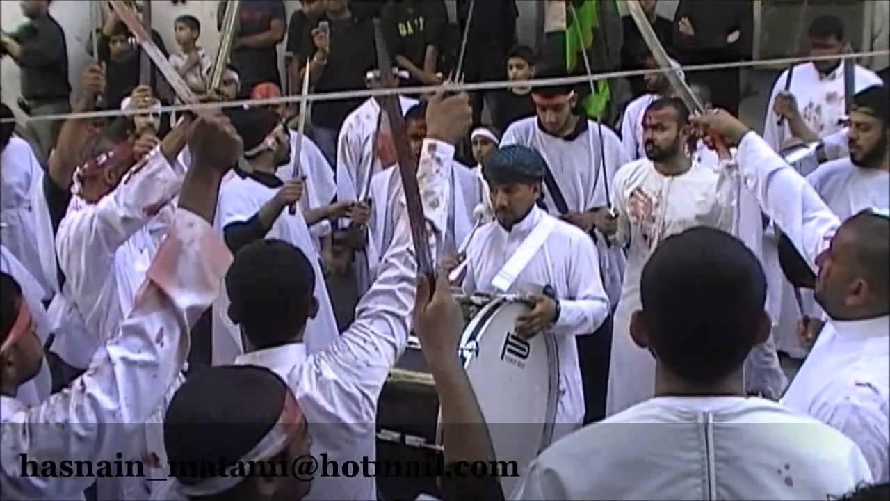 Talwar Ka Matam 10th Muharram Ul Haraam Youtube