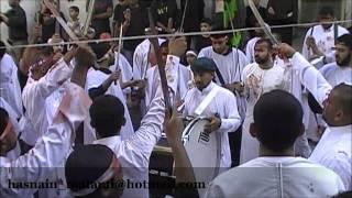 Talwar Ka Matam, 10th Muharram-ul-haraam.