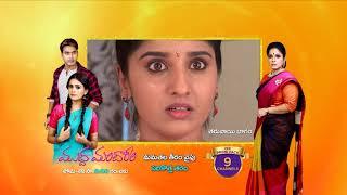 Kalyana Vaibhogam Spoiler Alert 22 May 2019 Watch Full Episode BEFORE TV On ZEE5 Episode 537