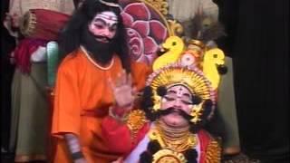Yakshagana Kannimane Ganapati Bhat Ashwathama  Heranjalu Padya