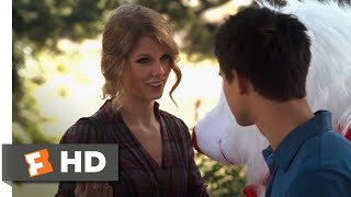 Valentine's day - valentine gifts: felicia (taylor swift) gives willy lautner) his gift.buy the movie: https://www.fandangonow.com/de...