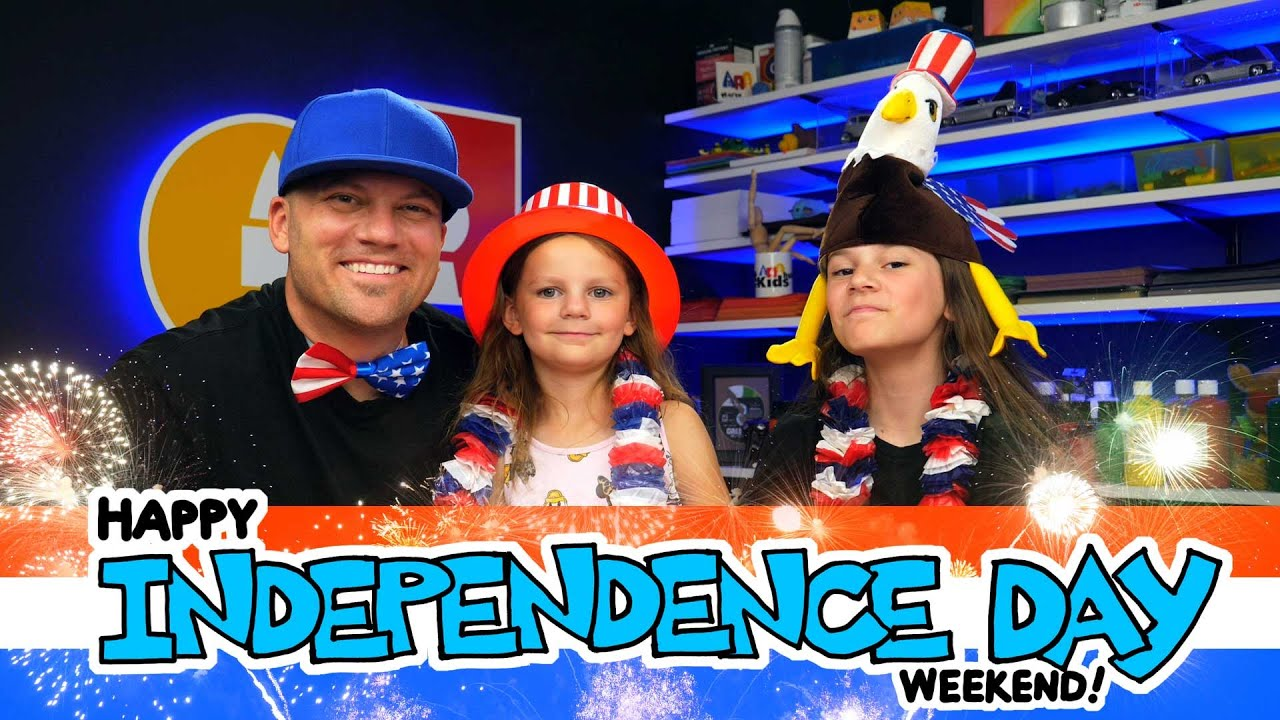 Happy Independence Day Weekend - Summer Break!
