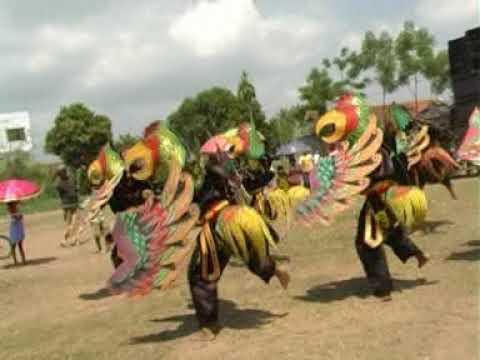 Atraksi Tari Pitik Barong Singo Budoyo