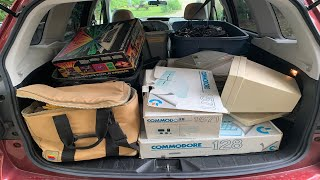 I bought a HUGE retro lot of computers and consoles, but was it worth the $450 I paid?
