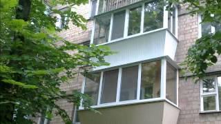 Видеогалерея остекление балконов под ключ(, 2012-11-23T01:08:20.000Z)