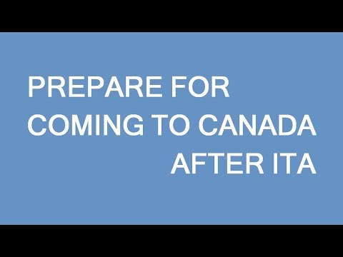 What to do after ITA? Prepare for immigration to Canada. LP Group