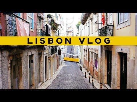 Lisbon Vlog