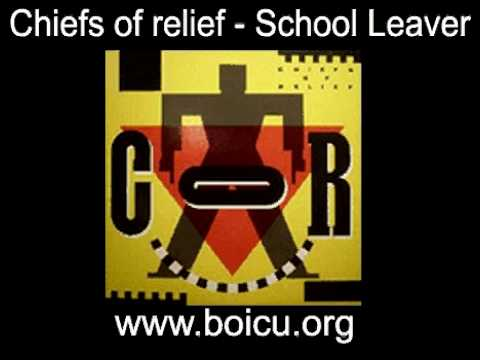 Chiefs of Relief - School Leaver