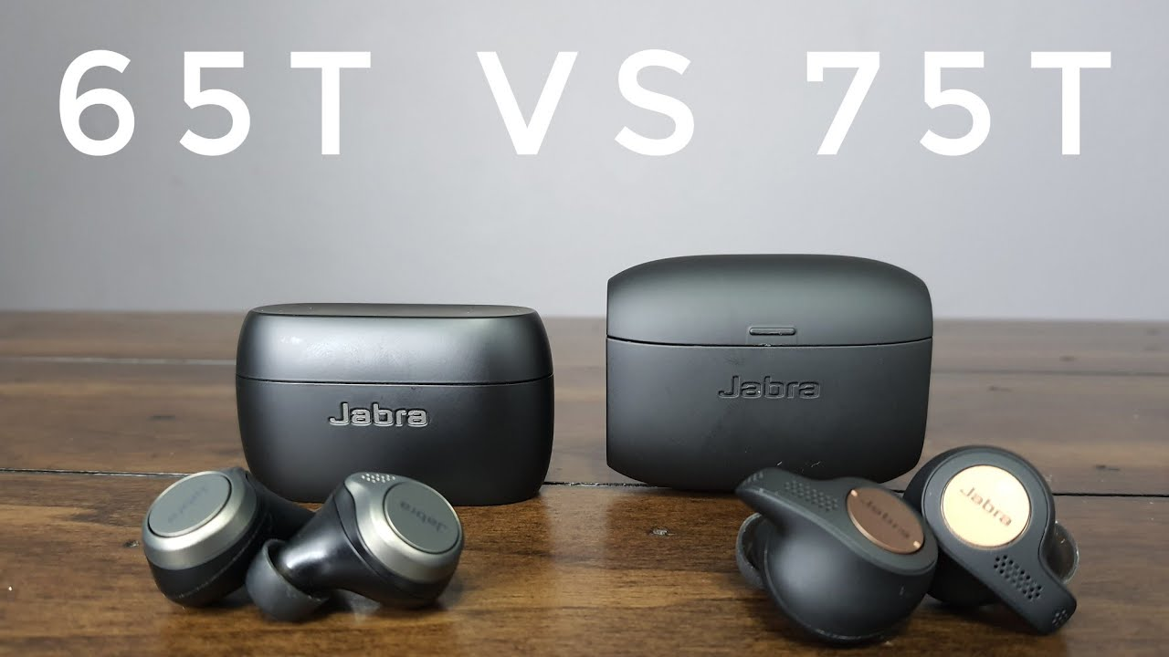 Jabra Elite Active 65t Vs Elite Active 75t What S The Difference Youtube