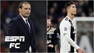 Allegri leaving Juventus this summer: Was Champions League failure the final straw? | Serie A