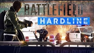 Battlefield Hardline PC Gameplay