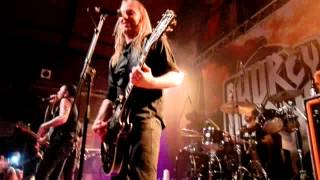 Audrey Horne - Redemption blues + This ends here Live@Oberhausen 18-09-2015