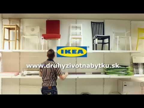 94c4990ff Druhý život nábytku - IKEA