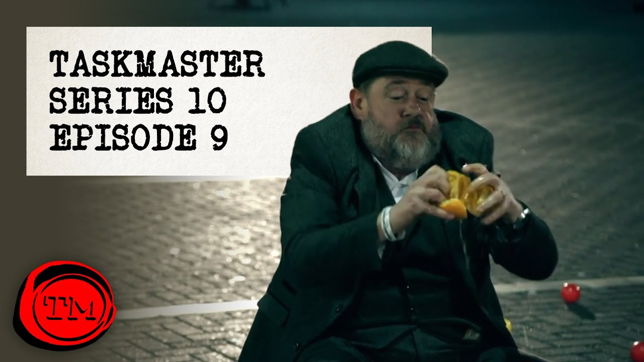 """Download Taskmaster - Series 10, Episode 9 