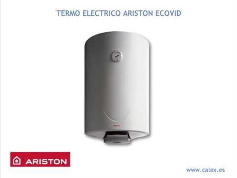 Termos electricos ariston youtube for Termo electrico ariston