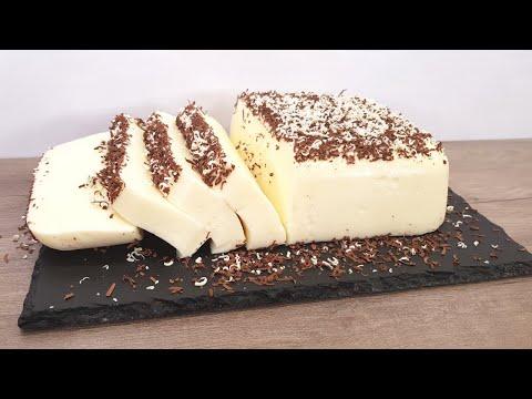 Prepara en menos de 10 minutos   Pastel de Leche Sin Huevo, Sin Horno, Muy Fácil #shorts #019